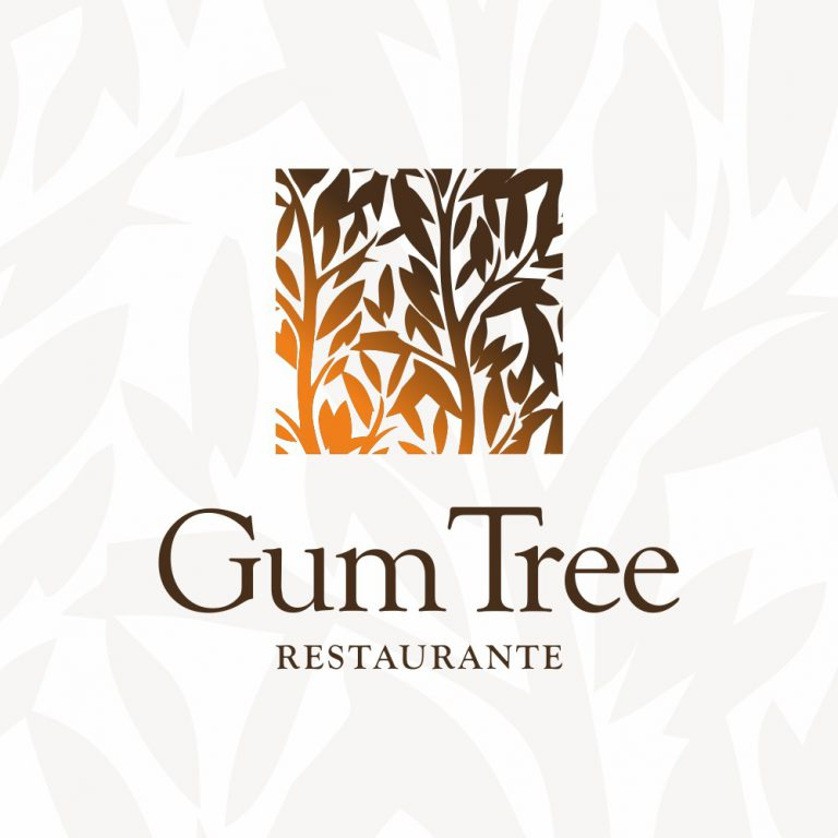 Design do logo da Gum Tree