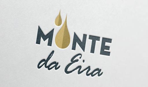 Design de logo do Monte da Eira