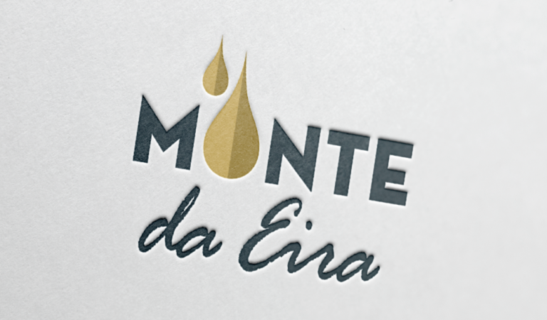 Design de logo do Monte da Eira