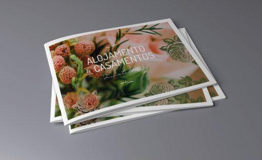 Brochuras da Quinta dos Is