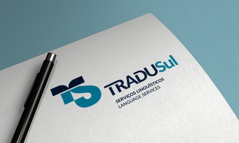 Design do logo da Tradusul